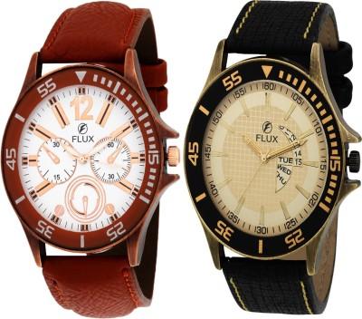 FLUX WCH-FX1002 Analog Watch  - For Men, Boys