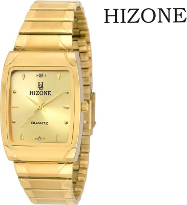 Hizone HZ202GD1937 Golden Series Watch For Mens,Boys Analog Watch  - For Men