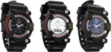 SHHORS Dww5007 Analog-Digital Watch  - F...