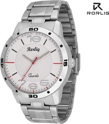 Rorlig RR-0051 Analog Watch  - For Boys, Men