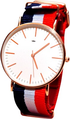 Shree Vallabh Fancy Forest FF Analog Watch  - For Men