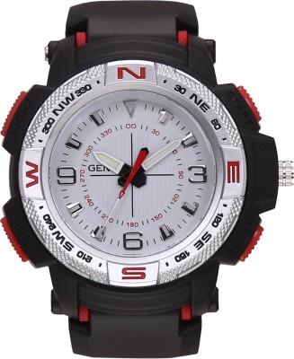 Genex GXWHT4072 Carnival Analog Watch  - For Men