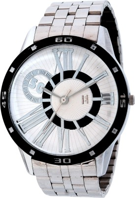 Excelencia MW-01-Silver-WHT Analog Watch  - For Men