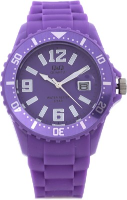 Q&Q A430J008Y Analog Watch - For Women