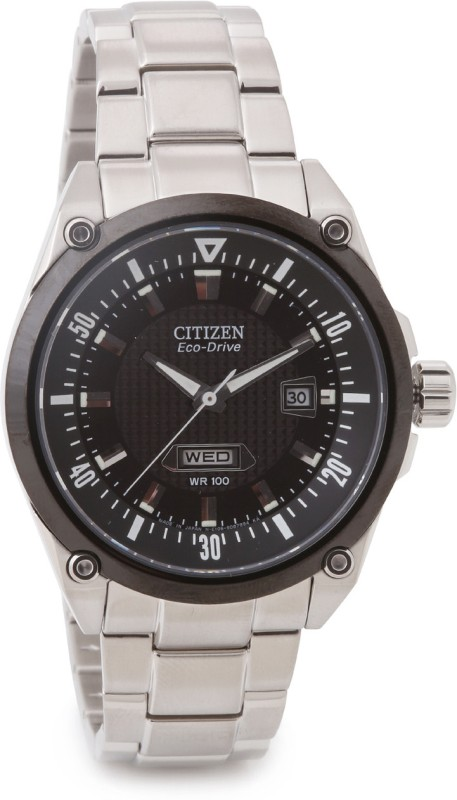 Citizen BM5005-69E Eco-Drive Analog Watch - For Men