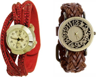 Cosmic KK4678 PACK OF MAGNIFICIENT WOMEN BRACELET WATCHES Analog Watch  - For Girls