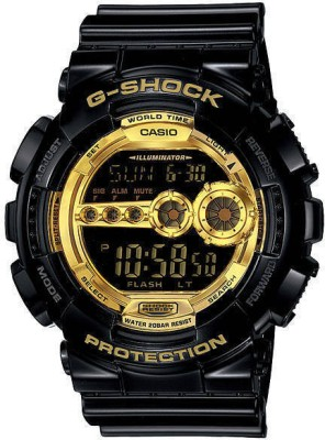 Casio GD-100GB-1DR(G340) G-Shock Analog-Digital Watch  - For Men