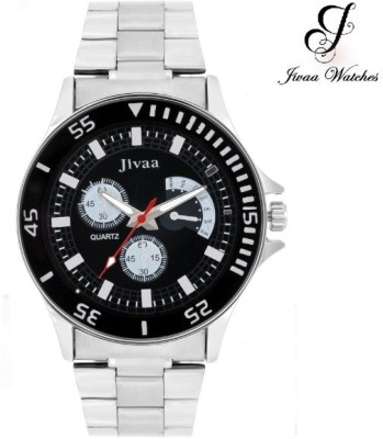 Jivaa JV_4367 Charismatic Chrono-Pattern Analog Watch  - For Men, Boys