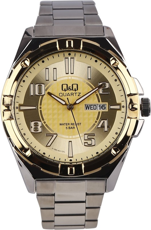 QQ A188j403y Analog Watch For Men
