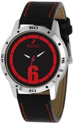 Ridas 2006_black_red casso Analog Watch  - For Men