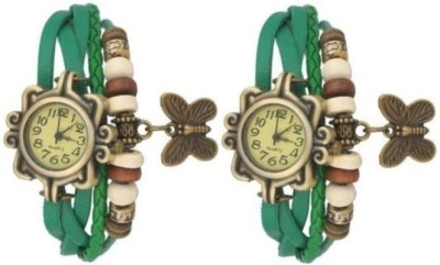 Users BTR-GRN Fascination Analog Watch  - For Girls, Women