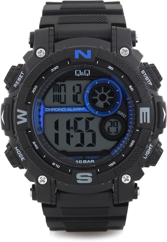 QQ M133J003Y Digital Watch For Men