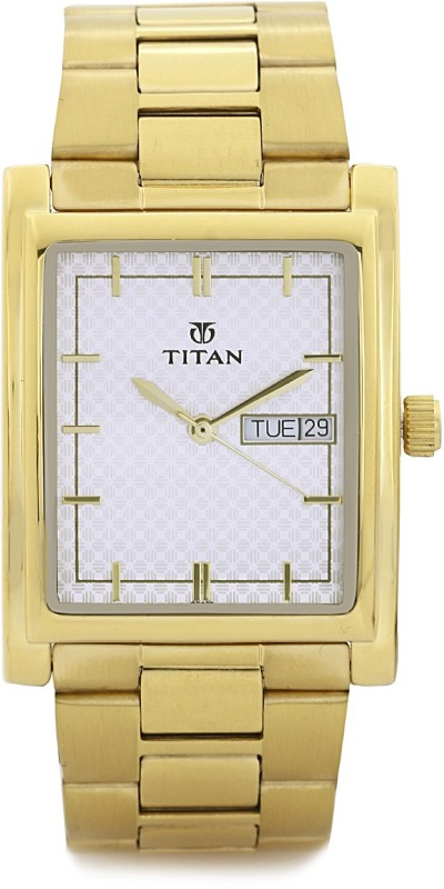 Titan NH90024YM03J Analog Watch For Men