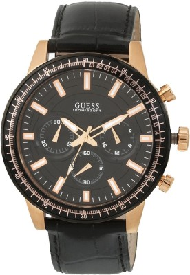Guess W0867G1 FUEL Analog Watch - For Men