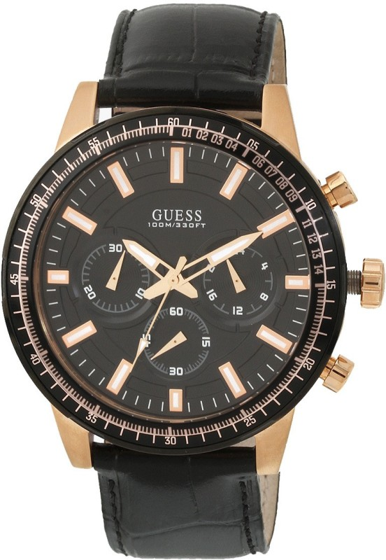 Guess W0867G1 FUEL Analog Watch For Men