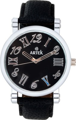 ARTEK Ak1027bk Analog Watch  - For Men