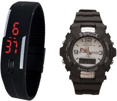 Thump T2443 Digital Watch  - For Men, Boys