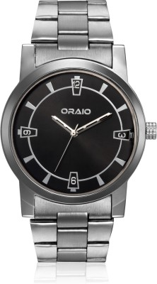 Oraio OR1513 Steel Analog Watch  - For Men