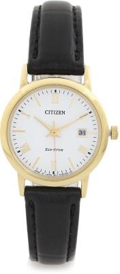Citizen EW1582-03A Analog Watch  - For Women