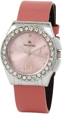 SwissFire 543SL004 Analog Watch  - For Women