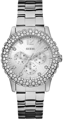 Guess W0335L1 Analog Watch  - For Women