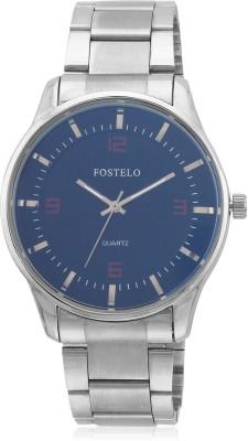 Fostelo FST-293-1 Signature Analog Watch  - For Men
