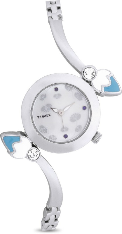 Timex TI000N80600 Bangle Analog Watch For Women