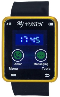 Ecbatic digital for mens watch Digital Watch  - For Men