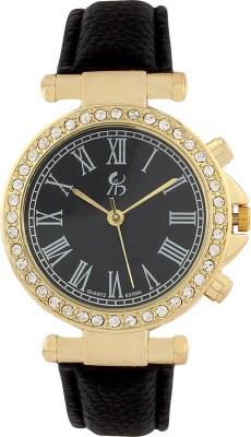 Saar JW040BL Decker Analog Watch  - For Women