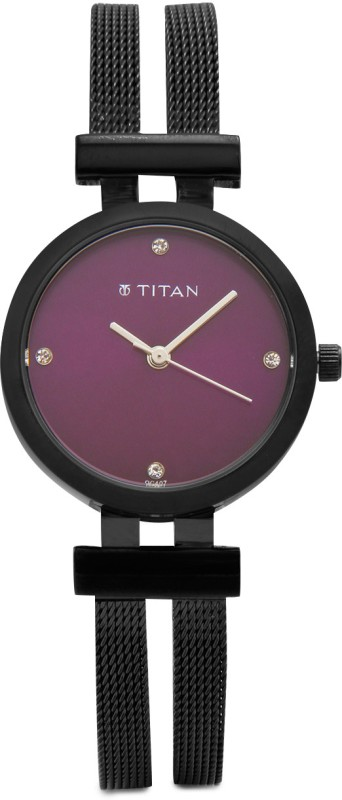 Titan NF9942NM01J Analog Watch For Women