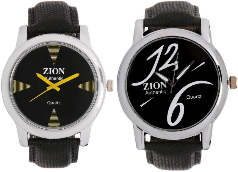 Zion 1069 Analog Watch For Men