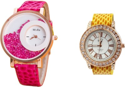 Style Feathers HMOL033 Analog Watch  - For Girls