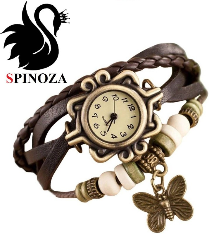 SPINOZA S04P074 Analog Watch For Women