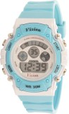 Vizion 8552B-6BLUE Sports Series Digital...