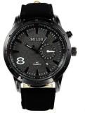 Miler A87 Dull Finish Strap Analog Watch...