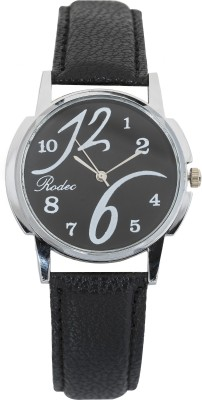 RODEC RD black =12/6 -dial mens analog watch Analog Watch  - For Men