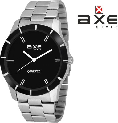 Axe Style X1114SM01 New Style Analog Watch  - For Men, Boys