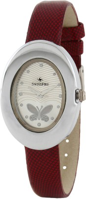 SwissFire 410SL001 Analog Watch  - For Girls, Women