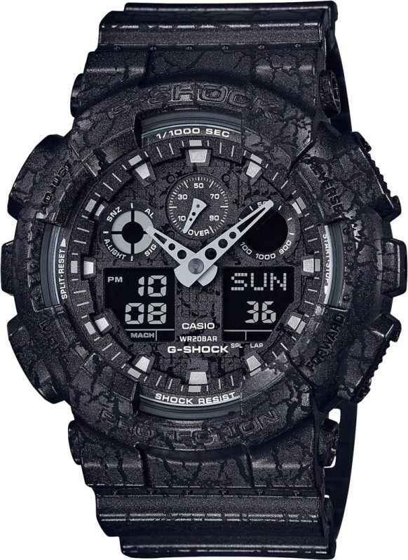 Casio G718 G Shock Analog Digital Watch For Men