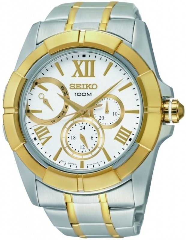Seiko SNT044P1 Analog Watch For Men WATDU6F4YVBQFCY9