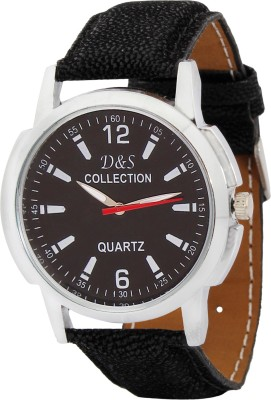D & S DS1001SL01 New Style Analog Watch  - For Men
