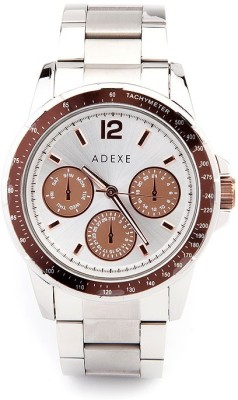 Adexe 6435 AD Analog Watch  - For Men