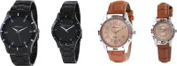 Timebre TCPLCOM78 Couple Analog Watch For Men