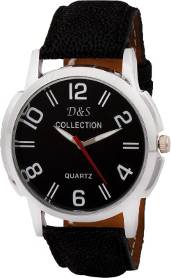 D & S DS1003SL01 New Style Analog Watch  - For Men