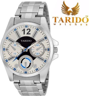 Tarido TD1034SM02 New Style Analog Watch  - For Men, Boys