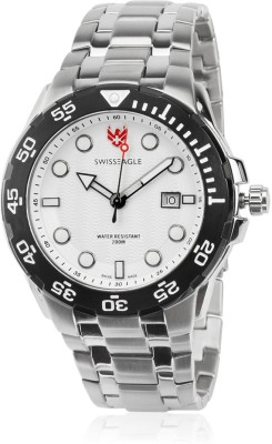 Swiss Eagle SE-9040-22 Special Collection Analog Watch  - For Men