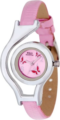 Polo Hunter Polo Hunter 810-PK-R Watch Casual Analog Watch  - For Women