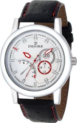 Dejure DJG10211WT Analog Watch  - For Men, Boys