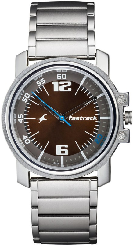 Fastrack NE3039SM06 Upgrades Analog Watch For Men
