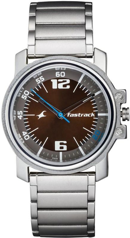 Fastrack NE3039SM06 Upgrades Analog Watch For Men